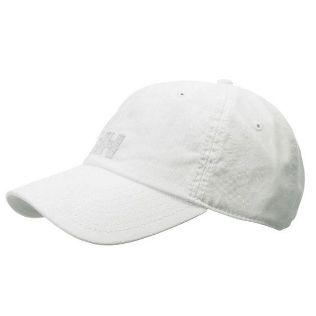 LOGO CAP WHITE HELLY HANSEN