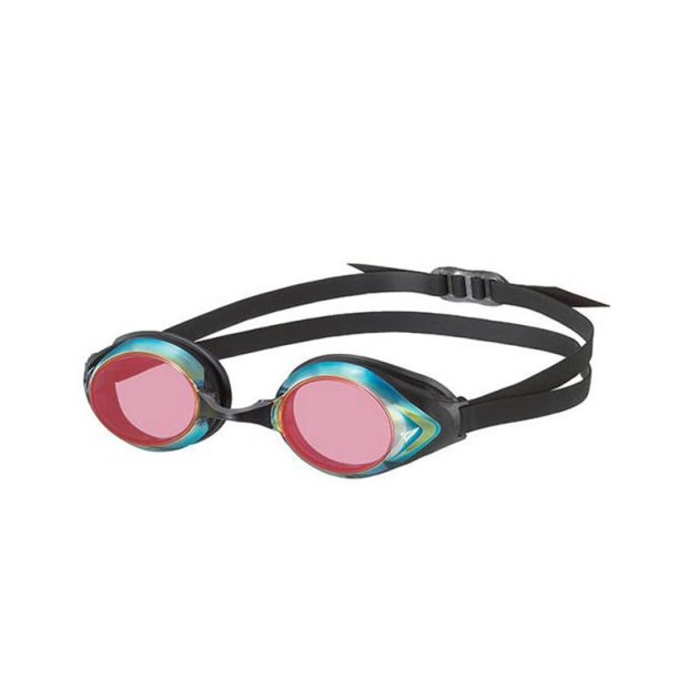 pirana mirrored racing goggles