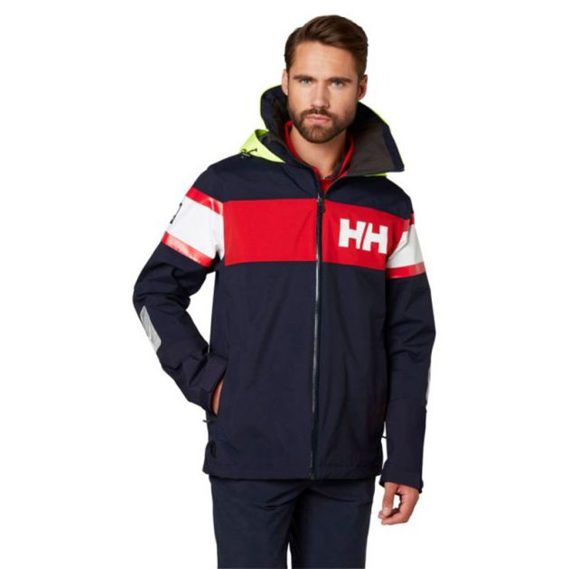 salt flag sailing jacket