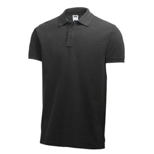 crew polo ebony
