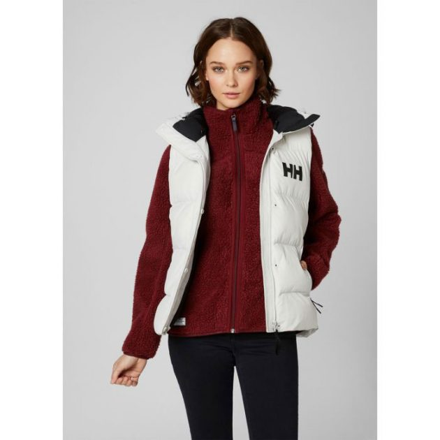 w nova puffy vest helly hansen