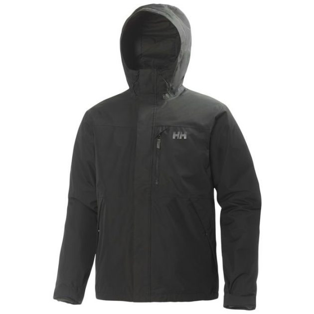 hh squamish cis jacket black