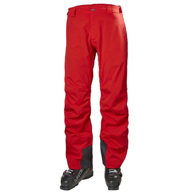 hh legendary ski pant red