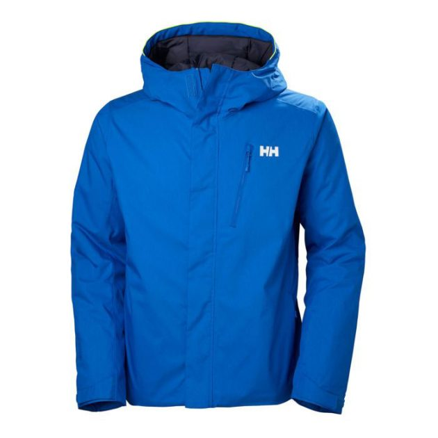 hh trysil jacket blue
