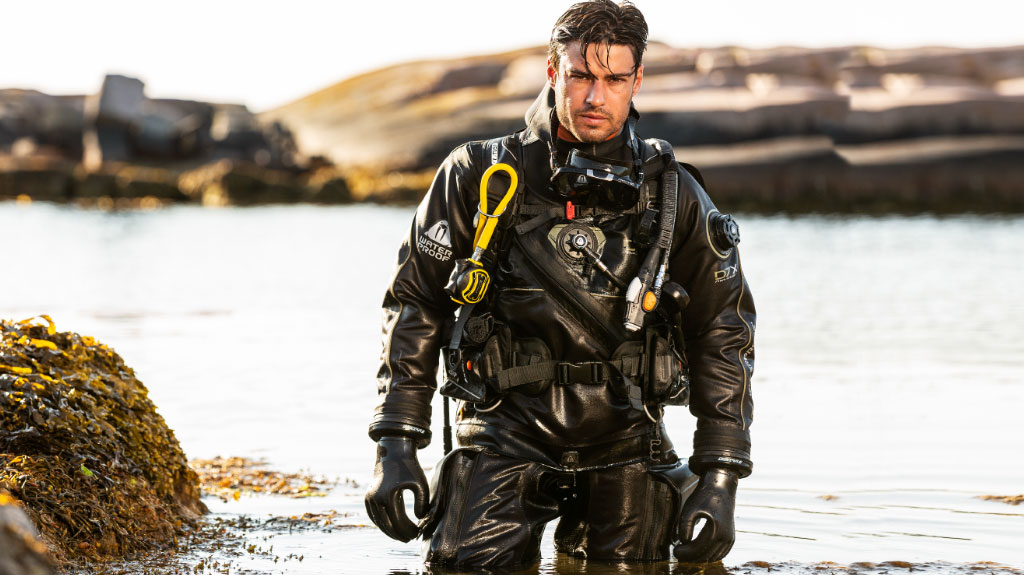 WATERPROOF DRYSUITS
