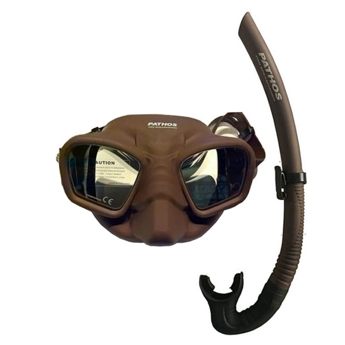 freediving mask set pathos