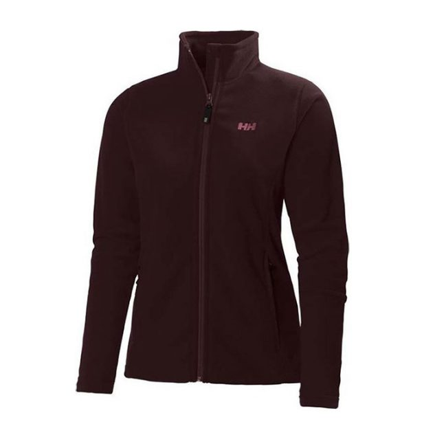 fleece jacket w daybreaker port