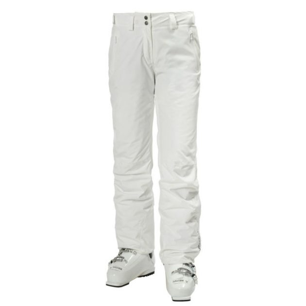 ski pants helly hansen legendary white