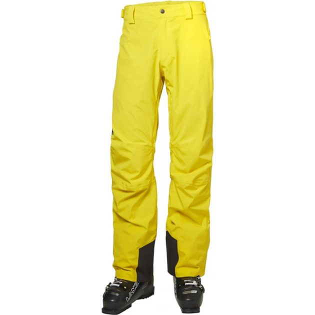 ski pants helly hansen legendary yellow