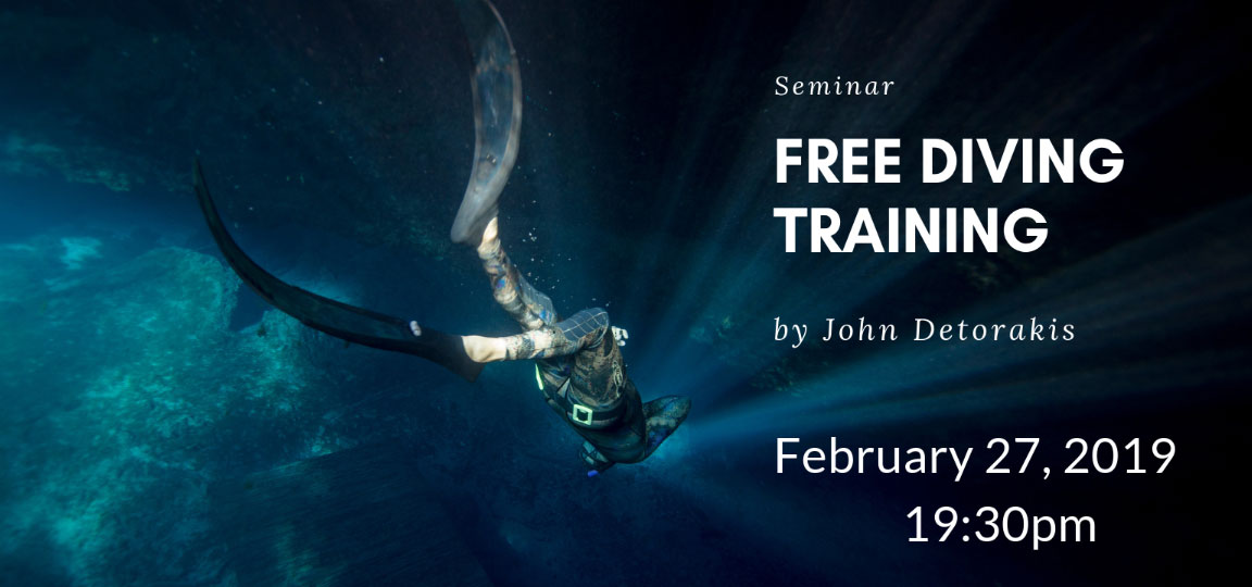 Freediving Seminar