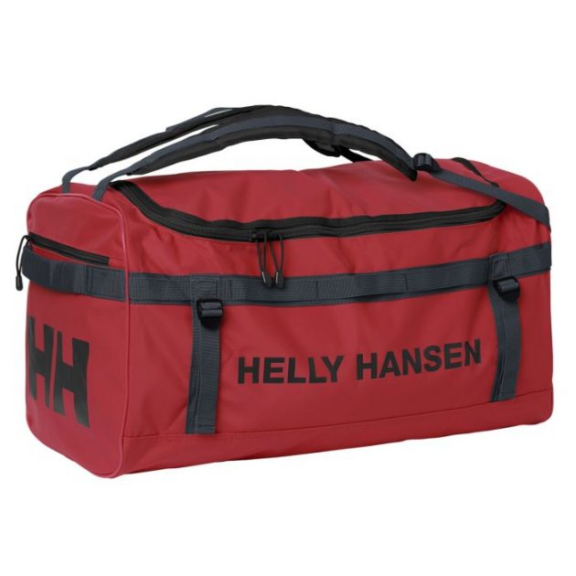 CLASSIC DUFFEL BAG 50L HELLY HANSEN RED