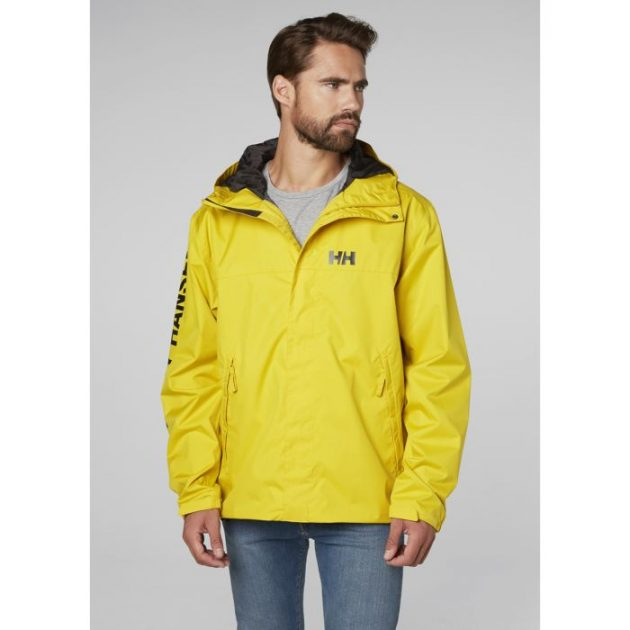ERVIK JACKET HELLY HANSEN YELLOW