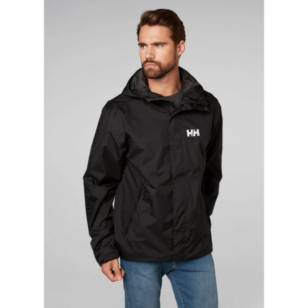 ERVIK JACKET HELLY HANSEN BLACK