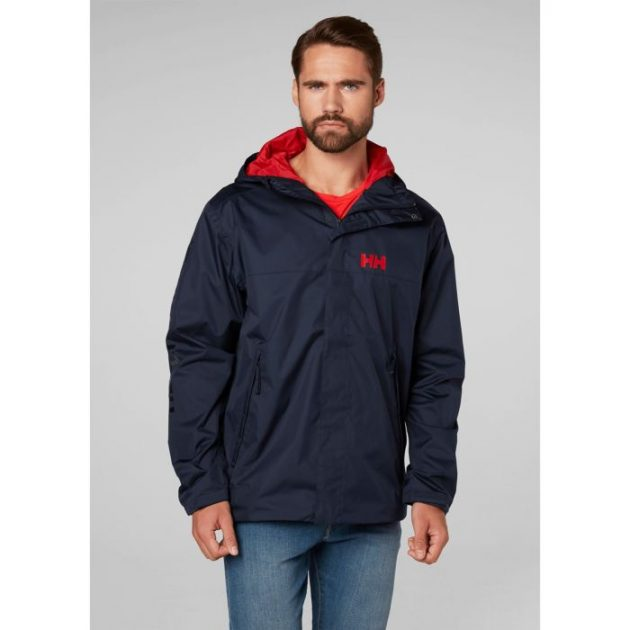 ERVIK JACKET HELLY HANSEN NAVY