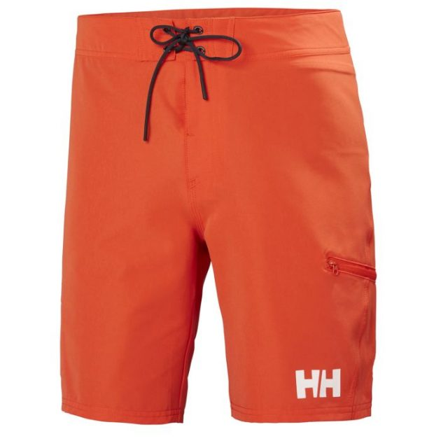 HELLY HANSEN SWIM SHORTS CHERRY