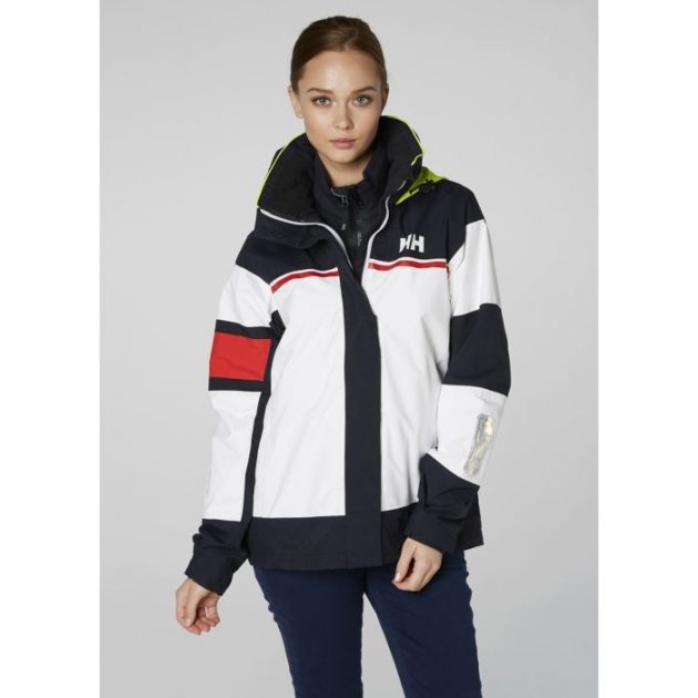 WOMEN JACKET HELLY HANSEN LIGHT NAVY