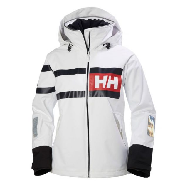 HELLY HANSEN WOMEN JACKET SALT POWER