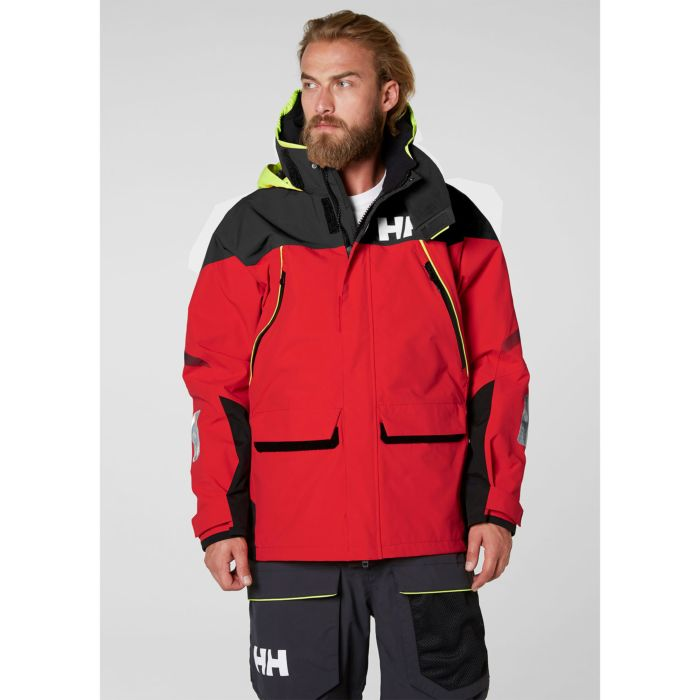 d507e2154f854 HELLY HANSEN JACKET SKAGEN OFFSHORE RED • Helly Hansen. »