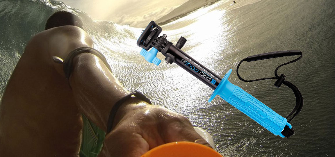 Selfie Stick for Action Cams