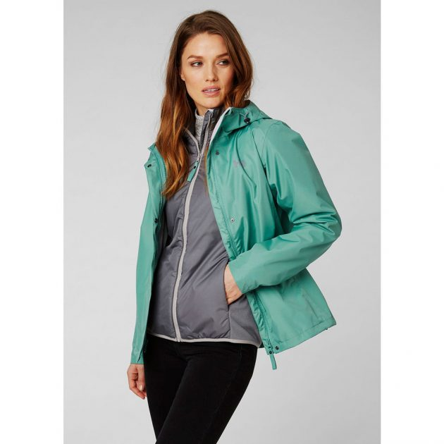 HELLY HANSEN W SQUAMISH JACKET JADE