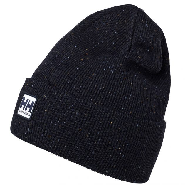 HELLY HANSEN URBAN CUFF BEANIE BLACK 67154-990
