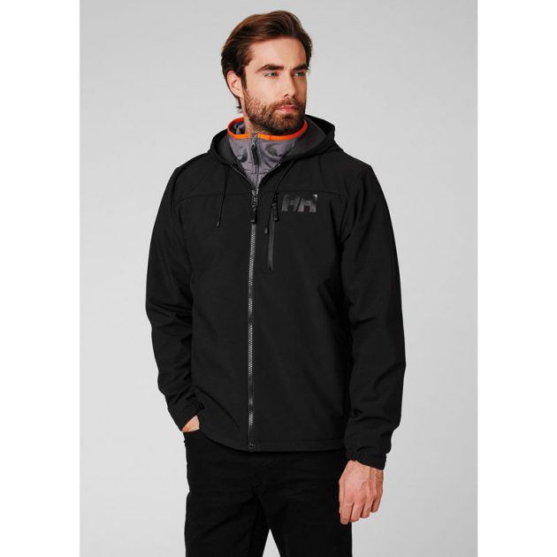 HELLY HANSEN ACTIVE SOFTSHELL BLACK