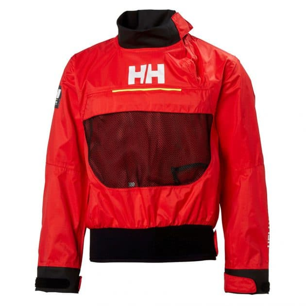 Junior HP smoke top Helly Hansen for kids.