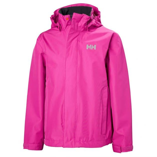 Junior Seven Jacket Helly Hansen pink