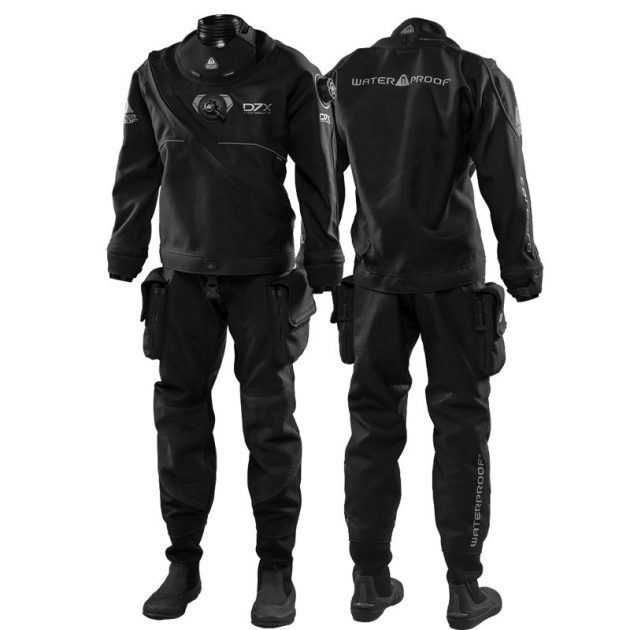 DRYSUIT D7X CORDURA WATERPROOF